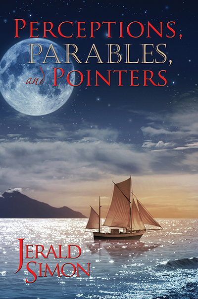 Perceptions, Parables, and Pointers by Jerald Simon - published by Music Motivation